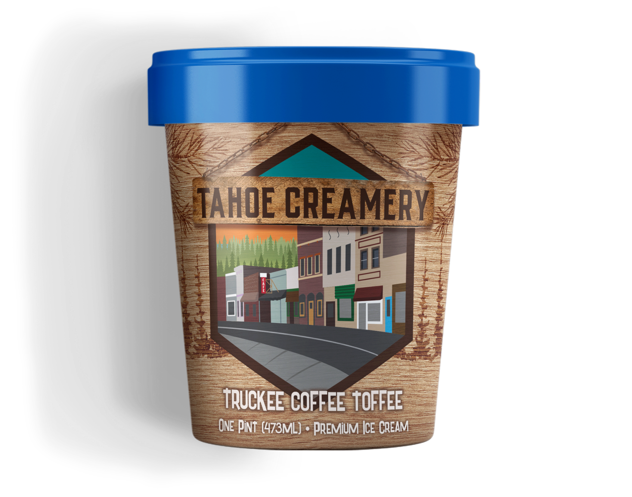 Truckee Coffee Toffee