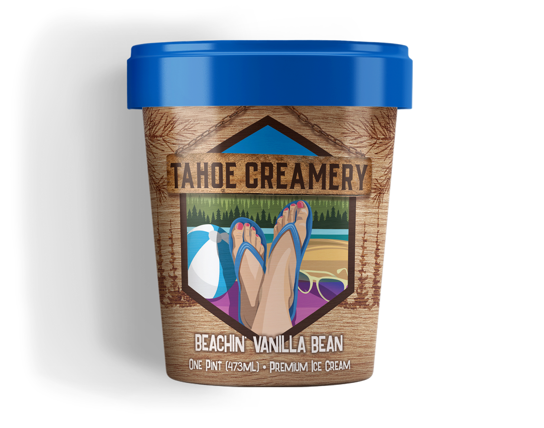 Beachin' Vanilla Bean